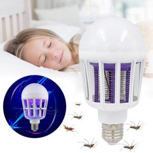 Հակամոծակային լեդ լամպ 2ը 1ում (9W)